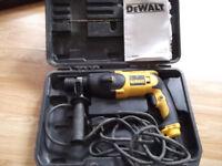 230 V Dewalt SDS hammer drill
