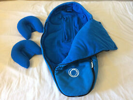 Bugaboo Bee Baby Cocoon - Blue
