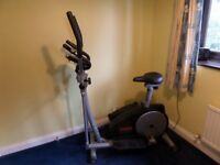 York XC530 2 in 1 Cycle Crosstrainer