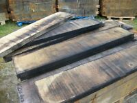 oak boards reclaimed bog oak