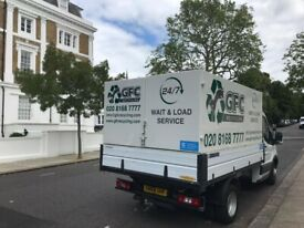 SAME DAY Wait and Load - Rubbish, House Clearance - Waste Disposal - Junk Removal