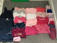 Baby girl 12-18 months bundle H&M Tu