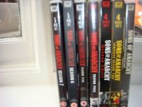 DVDS sons of anarchy complete set