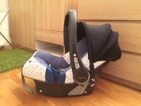 Römer (Britax) car seat 0-9 kg in Fulham