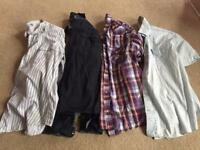 Large men's shirts