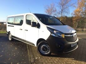 Vauxhall Vivaro 1.6 CDTi BiTurbo 2900 Combi (s/s) 5dr buy this from £249 PM