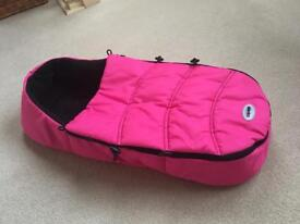 Newborn universal liner for any pram or buggy