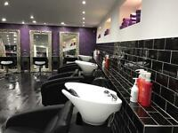 Hair stylist wanted - excellent rates of pay and working conditions
