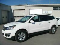 2014 CHEVROLET TRAVERSE AWD LT TRACTION INTEGRALE