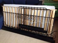 IKEA Single Day Bed and Slatted Bed Base