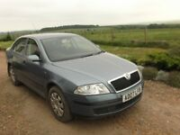 Skoda Oktavia 2007 1.9 Diesel For Sale