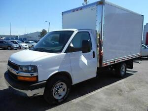 Chevrolet Express Cube 12 pieds  2014