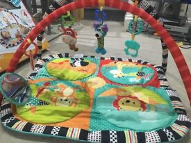 Baby play gym. Hardly used £15