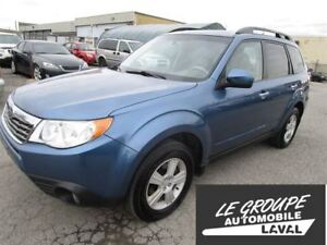 2009 Subaru Forester 2.5 X/A1/Toit Ouvrant/4 Roues Motrices/Carp