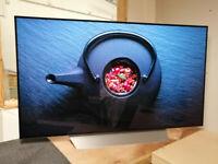 LG 55 inch OLED TV OLED55C7V