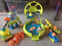 Octonauts deep sea toys