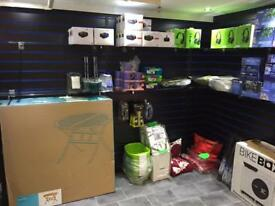 House hold items and electrical joblot