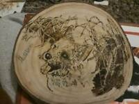 Dee's Pyrography