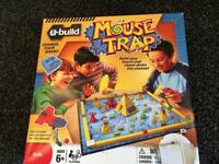 Mousetrap game.