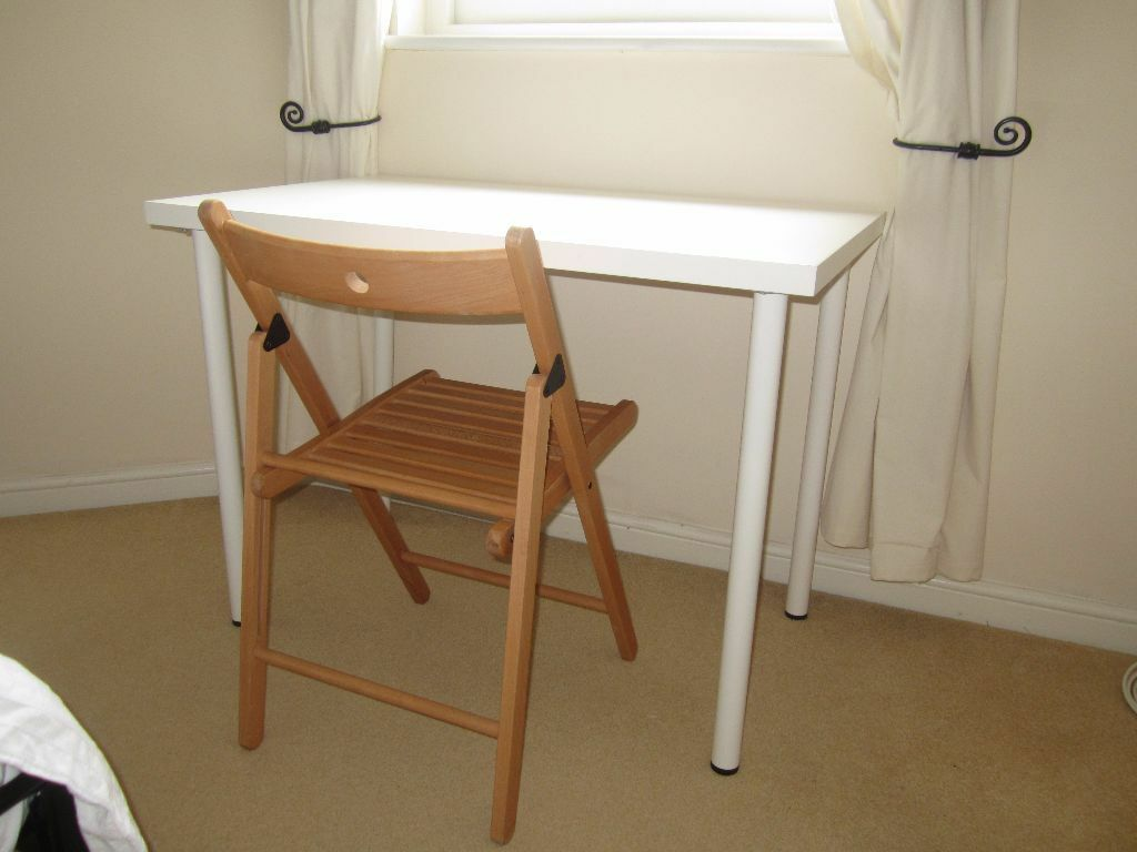 Ikea Desk In Ferry Road Edinburgh Gumtree