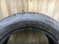 Pirelli Scorpion STR 235/55/17 M+S