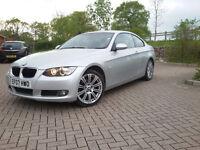 BMW 320i E92 only 86000 miles,new mot ,cat C