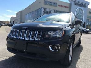 2015 Jeep Compass High Altitude - Leather - P.sunroof