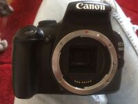 Canon EOS 1100d/ Rebel T3 body only