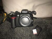Nikon D3100 Dslr - 18months old perfect condition