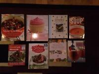 Cooking Books lot
