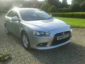 MITSUBISHI LANCERS GS2 DI 2.0TURBO DIESEL (2011 60) 6 SPEED MANUAL VERY ECONOMICAL