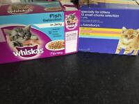 Kitten food free