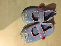 Charlie and Lola slippers