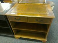 Shelving with drawers and inset #34326 £30
