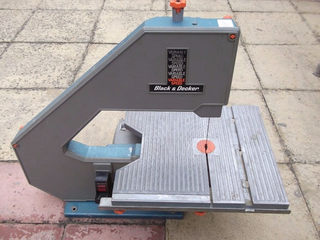 Black And Decker Band Saw In Bulwell Nottinghamshire