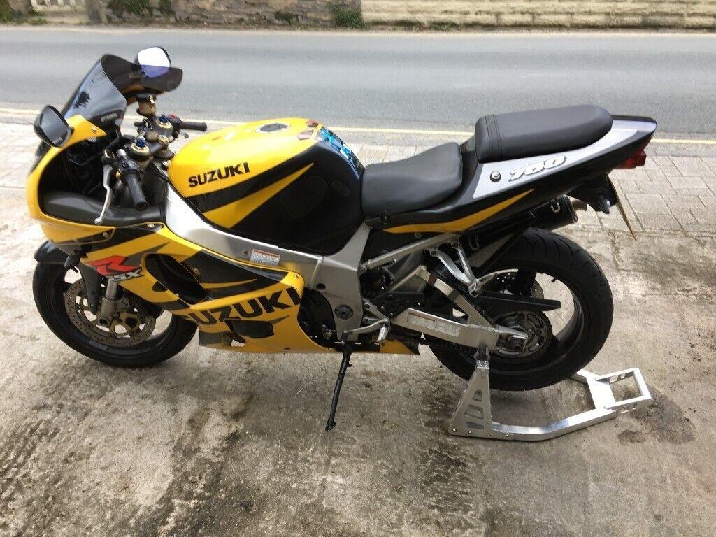 Suzuki GSXR 750 K3 | in Truro, Cornwall | Gumtree
