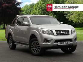 Nissan Navara Double Cab Pick Up N-Connecta 2.3dCi 190 4WD (silver) 2017