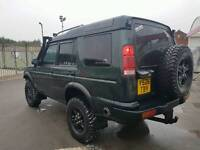 Landrover Discovery TD5 GS Mods Loads New Parts