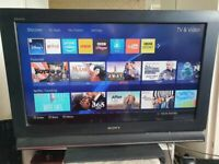 SONY BRAVIA 32 INCH HD READY LCD TV WITH FREEVIEW