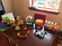 Large Toy Bundle - Toddler