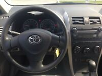 2011 Toyota Corolla CE Convenience Package