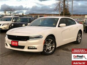 2016 Dodge Charger SXT**SUNROOF**BLUETOOTH**8.4 TOUCHSCREEN**