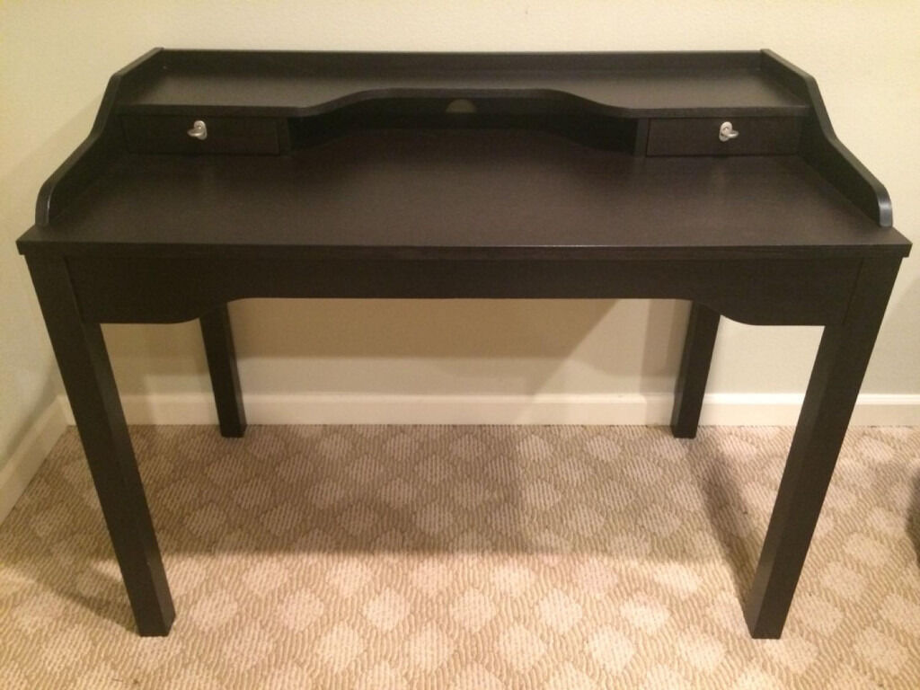Ikea gustav desk dressing table good condition can deliver