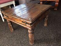 @@LOVELY SOLID STURDY SIDE OR COFFEE TABLE@@