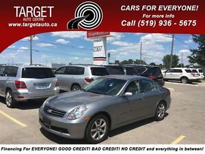 2006 Infiniti G35 Luxury, AWD, Leather, Roof and More !!!!!