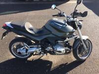 Motorcycle share - BMW r1200r motorbike - Midhurst
