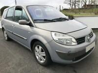 RENAULT GRAND SCENIC 7 SEATER ***12 MONTHS MOT***