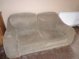 Sofa's for sale 3+2 seat sofas originally from Reid, good condition