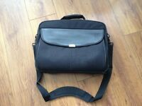 Black Quality Laptop Bag with Carry Handle - New & Unused