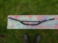 Renthal motorcycle bars, 22mm, never used